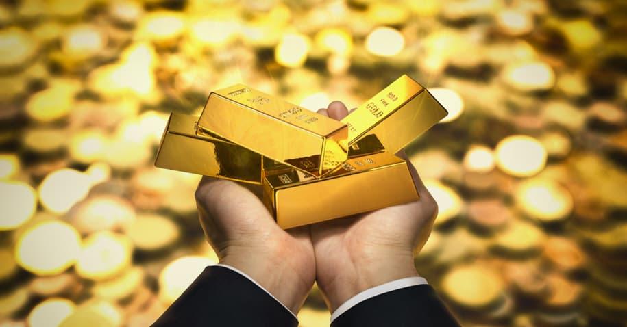 Fundo ouro