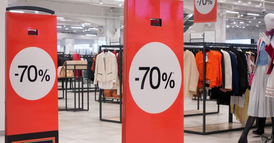 Dicas para fazer boas compras em outlets