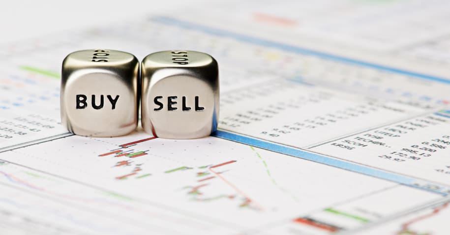 ordem de compra no mercado de ações