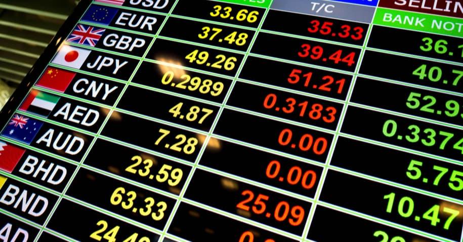 mercado de cambio