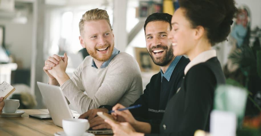 benefícios aumentam a produtividade da empresa