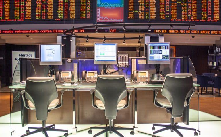 bolsa de valores são paulo