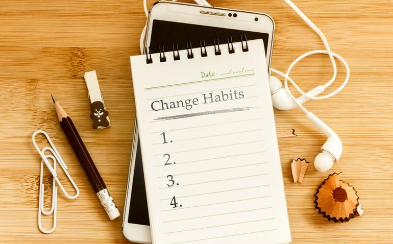 hábitos ruins